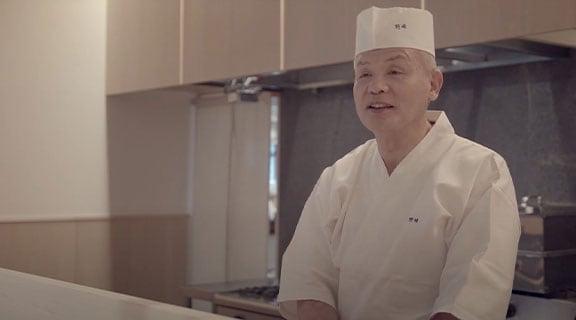 分とく山・野﨑洋光氏