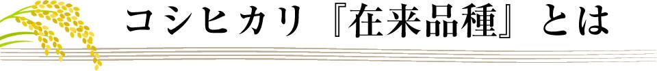 自然栽培米 コシヒカリ(従来品種)「六花」玄米 2kg