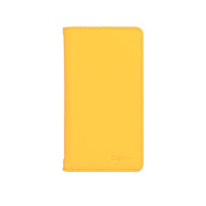 エレガンテ・ポッシュ 全機種対応版 手帳型ケース 06.ハニー×ラグーン