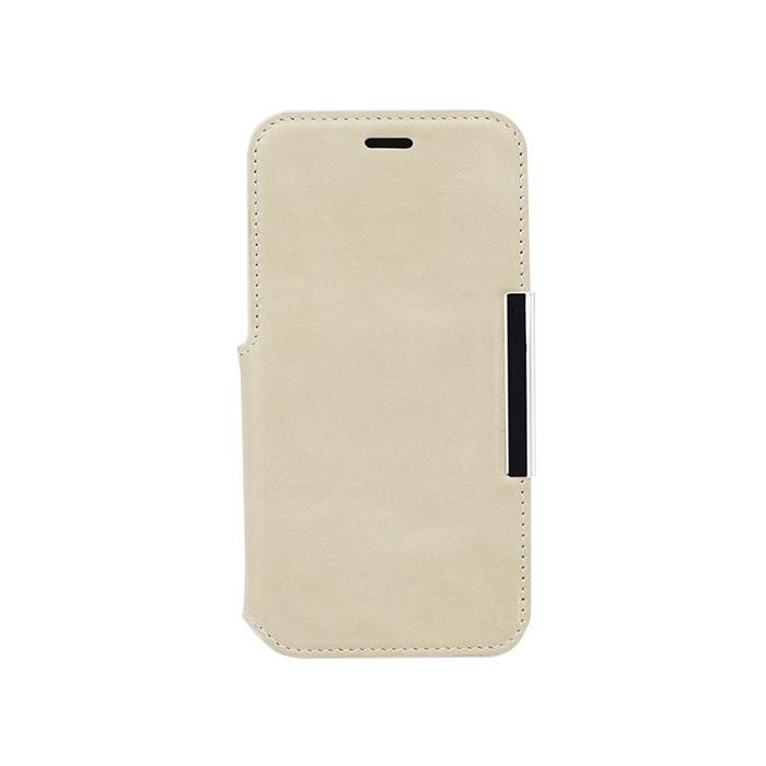 エレヴァイド・プログレス iPhone専用手帳型ケース 06.オフホワイト