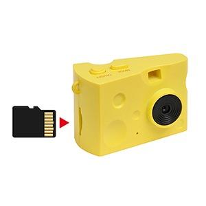 microSD/SDHC対応