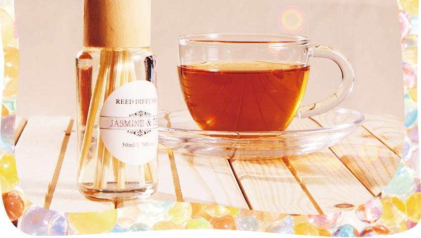 花茶と呼ばれる中国茶