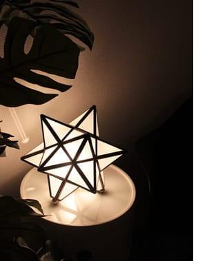 Etoile table light