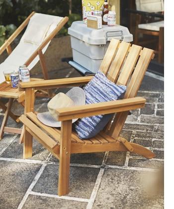 NX folding chair