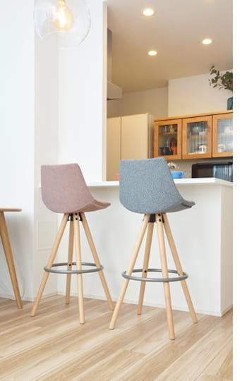 alegre counter chair