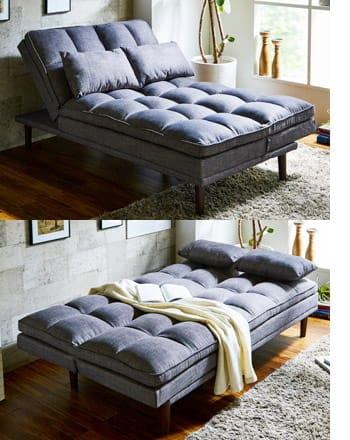 amine sofa bed