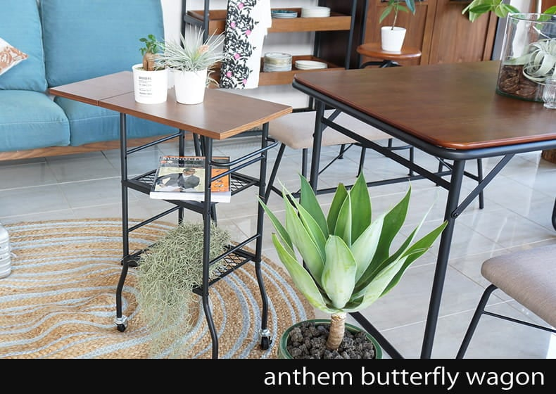 anthem butterfly wagon