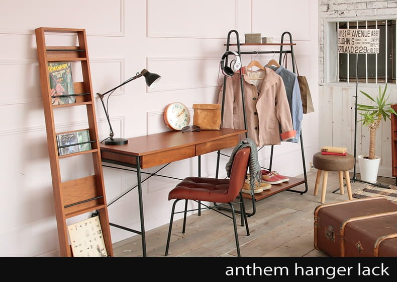 anthem hanger rack