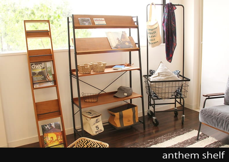 anthem shelf