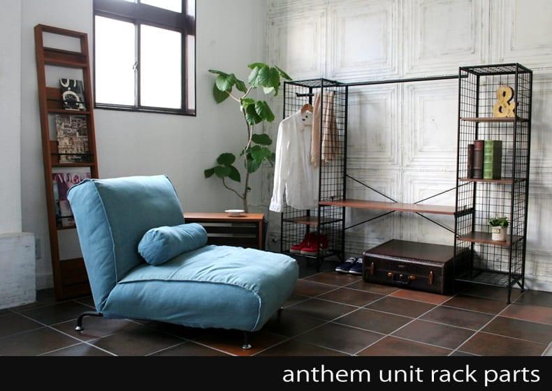 anthem unit rack parts