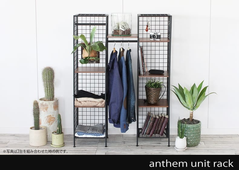anthem unit rack