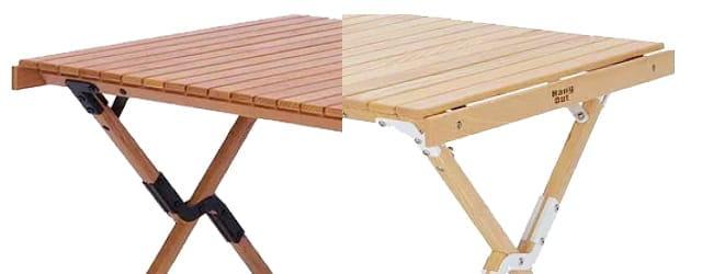 アペロウッドテーブル(ハイタイプ)