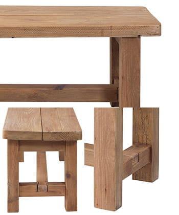 arte dining bench