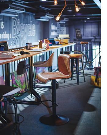 az counter chair