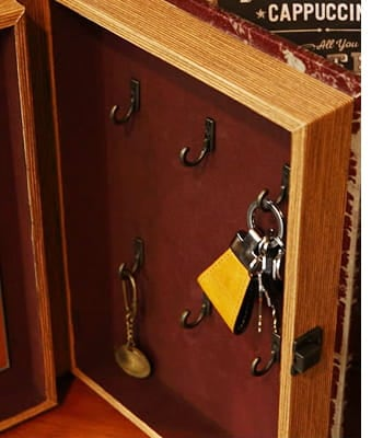 book key box