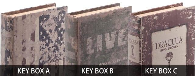 ブックキーボックス