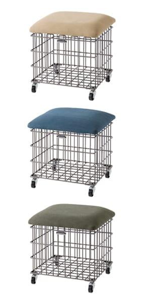 cage stool