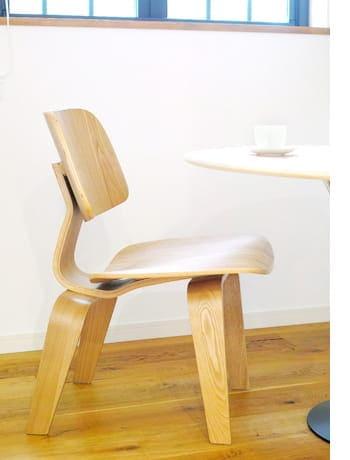 eames dining chair wood leg