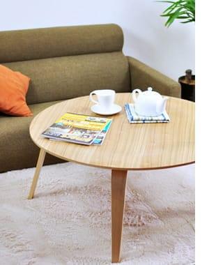 イームズプライウッドコーヒーテーブル