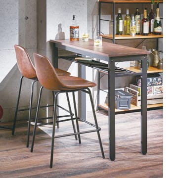 evans counter chair shell