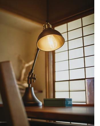 faucet desk light