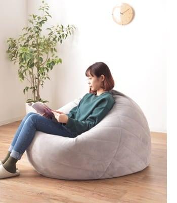 feliz beads cushion