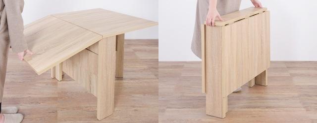 フィーカダイニングテーブル