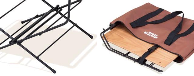 ファイヤーサイドテーブル