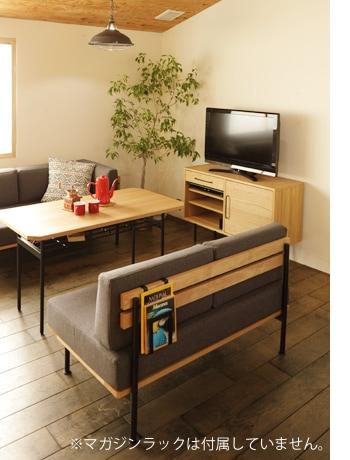 glam 2P sofa