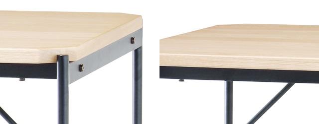 グラムダイニングテーブル75