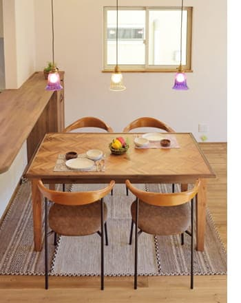 HRB dining table