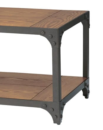 industrial low table BK