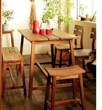jardin table