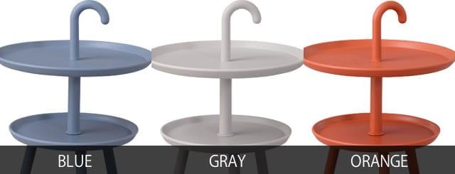 クッカサイドテーブル カラー