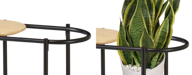 リーフサイドテーブル