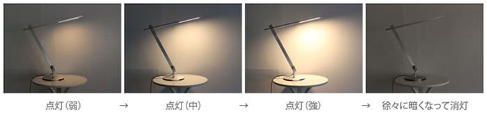 LEDサーベル テーブルライト