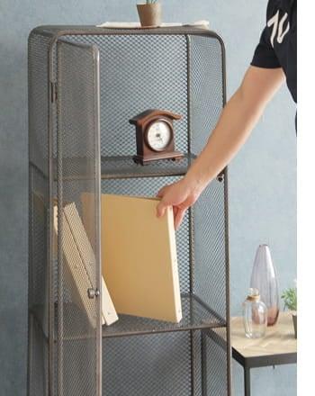 mesh cabinet