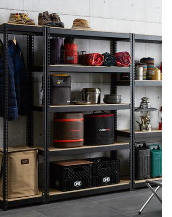 metal wood rack shelf5w