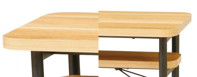 ミルドダイニングカウンターテーブル