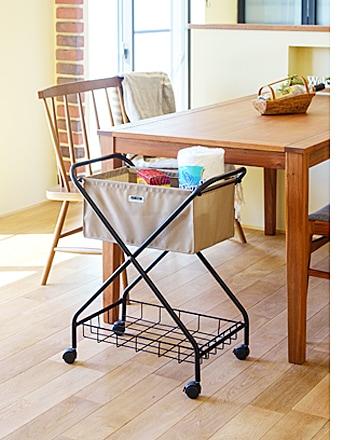 mip folding basket wagon