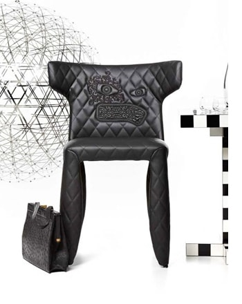 monster arm chair