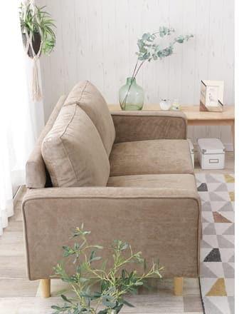 moss corduroy sofa 2seat