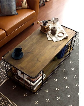 moving low table