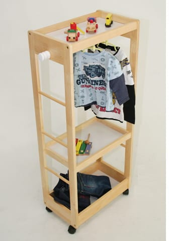 na-kids  kids hanger shelf