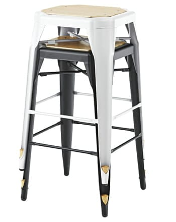octave high stool