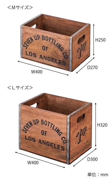 オールドウッドボックス サイズ