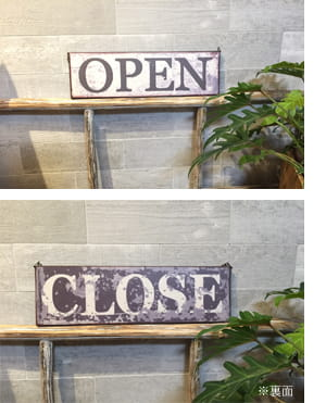 open/closeパネル