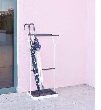 open umbrella stand
