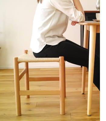 paper cord stool