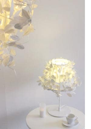 paper foresti table light